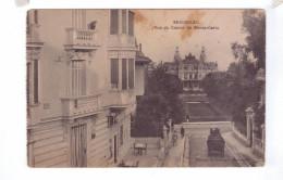 MONACO Beausoleil Vue Du Casino De Monte Carlo - Monaco