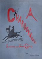 A CHARBONNIERES -  Fantaisies Par Jean COULON -  40 Gravures De 1889 -  Ed. Bernoux  & Cumin, Lyon - Livres, BD, Revues