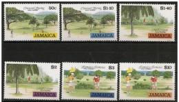 Giamaica/Jamaique/Jamaica: Campi Da Golf, Golf Courses, Terrains De Golf - Golf