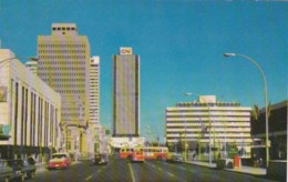 Canada City Hall And CN Towers Edmonton Alberta - Edmonton