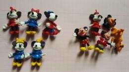 Lot Kinder Ancien + Pièces  Mickey Minnie Donald Disney - Lots