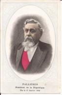 Falliéres - Président De La République - 1906 - Figuren