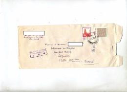 Lettre Cachet Taichung Sur Indust - 1949 - ... République Populaire