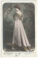 Marthe REGNIER - Théâtre Du Gymnase - Photo Boyer - Les Reines De La Mode - Croissant 3375 - 1907 - Théâtre