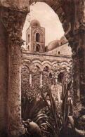 Palermo - Chiesa Di S. Giovanni Degli Eremiti - Un Dettaglio Del Chiostro (XII Secolo) (formato Piccolo) - Palermo