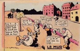 LE MUR (dil225) - Humour