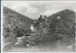Brousse Le Château-Confluent Du Tarn Et De L'Alrance-(CPSM) - Francia