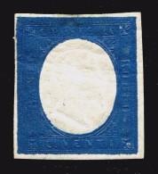 Antichi Stati Regno Di SARDEGNA 1854  C.20 Sassone N°8 MLH * Linguellato RARO - Sardaigne