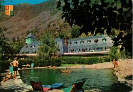 512   VALLS D' ANDORRA  ANDORRA LA VELLA  PARK HOTEL VISTA DE LA PISCINA    (SCRITTA) - Andorra