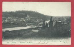 Lobbes - Par Delà Le Pont - 1906 ( Voir Verso ) - Lobbes