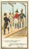 AM V 16 372 : CHOCOLAT GUERIN-BOUTRON  MOTS HISTORIQUES VINCENNES DAUMESNIL - Guérin-Boutron