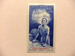 GUINEA FRANCESA GUINEE FRANÇAISE 1942 Yvert Nº Pa 9 ** MNH - Guinea Francesa (1892-1944)