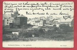 Merbes-le-Château - Vue Générale ... De La Localité - 1908 ( Voir Verso ) - Merbes-le-Château
