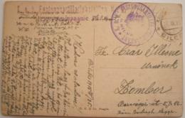 BOSNA - BOSNIA & H. - K.u.K. BILEK - 1915 - DAR - Bosnien-Herzegowina