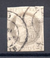 COLONIES GENERALES - YT N° 16 - Cote: 650,00 € - Cérès