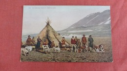 Eskimo Family Greenland    Ref 2217 - Greenland
