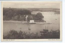 Molëlan-sur-Mer-Kerfany-en-Moëlan-La Rivière Du Bélon-(SÉPIA) - Moëlan-sur-Mer