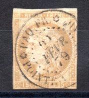 COLONIES GENERALES - YT N° 19 - Cote: 120,00 € - Cérès