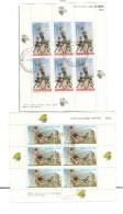 Hb-28/9  New Zeland - Blocks & Sheetlets