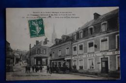 MORTAGNE  Visite Chapelle Montligeon  Fetes Du 16 Au 20 Juin 1909 HAVARD HOTEL - Le Mêle-sur-Sarthe