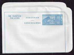 BELGIUM Aerogramme 4F Metallurgy Unused 1950s STK#X20567 - Aerogrammes