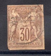 COLONIES GENERALES - YT N° 26 - Cote: 60,00 € - Sage
