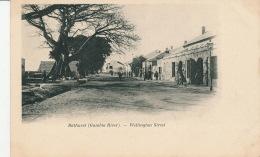 AFRIQUE - GAMBIE - BATHURST ( GAMBIA RIVER) - Wellington Street - Gambie
