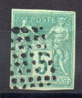 COLONIES GENERALES - YT N° 31 - Cote: 6,00 € - Sage