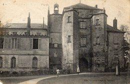 CPA CHATEAU (légende Effacée) 1917 Editeur De Breteuil - Breteuil