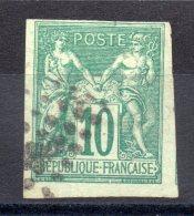 COLONIES GENERALES - YT N° 32 - Cote: 25,00 € - Sage