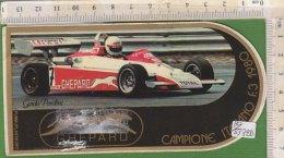PO5332D# ADESIVO STICKER AUTOMOBILISMO - GUIDO PARDINI CAMPIONE ITALIANO F3 1980 - GHEPARD - Automobile - F1