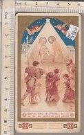 PO5480D# SANTINO PRESEPIO SACRA FAMIGLIA Tip.Santa Lega Eucaristica 9131 - Images Religieuses