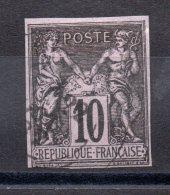 COLONIES GENERALES - YT N° 40 - Cote: 30,00 € - Sage