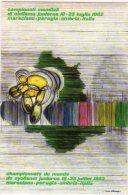 MARSCIANO (PG) - 1982 -Campionati Mondiali Di Ciclismo Juniores - - Ciclismo