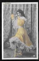 Mlle Mancel Photographiée Avec Sa Canne De Danseuse Par Stebbing Paris   - Odc149 - Entertainers