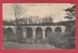Yves-Gomezée - Les Sept Ponts ( Voir Verso ) - 5 - 99 Postkaarten