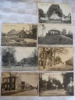 Leopoldsburg - Kamp Beverlo : 7 Pk Oa Ijskelder - Bakkerij - Palais Royal - Leopoldsburg (Beverloo Camp)