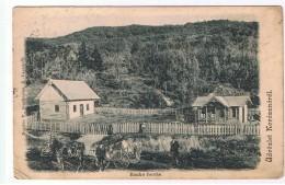 Romania - Udvozlet Kovasznarol 1904 - Hanko Forras - Romania