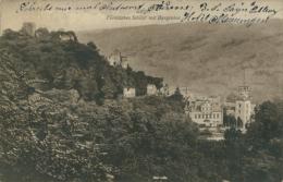 DE BENDORF / Fürstliches Schloss Mit Burgruine / - Bendorf