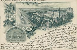 DE BENDORF / Wasserheilanstalt, Rheinau Bei Bendorf Am Rhein / - Bendorf