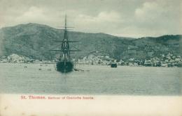 US SAINT THOMAS / Harbour Of Charlotte Amelia / - Etats-Unis
