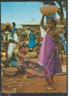 L839 - Market Day In A Village Northern Nigeria - Nigeria