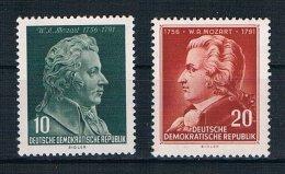 DDR Michel Nr. 510 - 511 Postfrisch - Unused Stamps