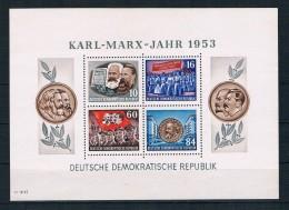 DDR Michel Nr. Block 8 A Postfrisch - [6] République Démocratique