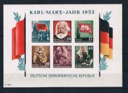 DDR Michel Nr. Block 9 B Postfrisch - [6] République Démocratique
