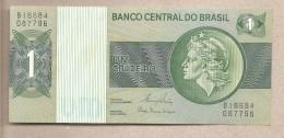 Brasile - Banconota Circolata Da 1 Cruzeiro P-191Ac - 1980 - Brasile