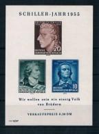 DDR Michel Nr. Block 12 Postfrisch - Unused Stamps