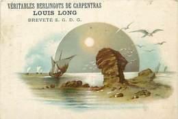 AM V 16 416  : BERLINGOTS DE CARPENTRAS  LOUIS LONG - Confectionery & Biscuits