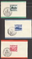 Germany Berlin - Charlottensburg 1939 / International Cars And Motorcycles Exhibition / Dresdner Bank - Wereldtentoonstellingen