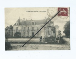 CPA - Jarnac Champagne  - Le Château - Altri Comuni
